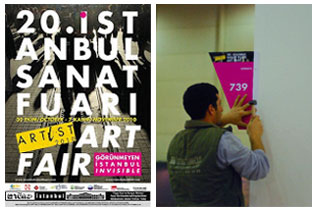 Project Artist Istanbul 2010