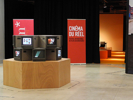 exhibition cinema du reel